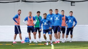 Tuan rumah Rusia memulai persiapan Piala Konfederasi