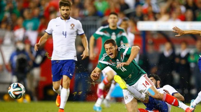 Portugal imbang, Sang Pelatih Akui Timnya Susah Menembus Pertahanan Meksiko