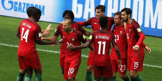 Hasil Pertandingan Semalam, Portugal Meraih Juara Ke Tiga Piala Konfederasi 2017 Rusia
