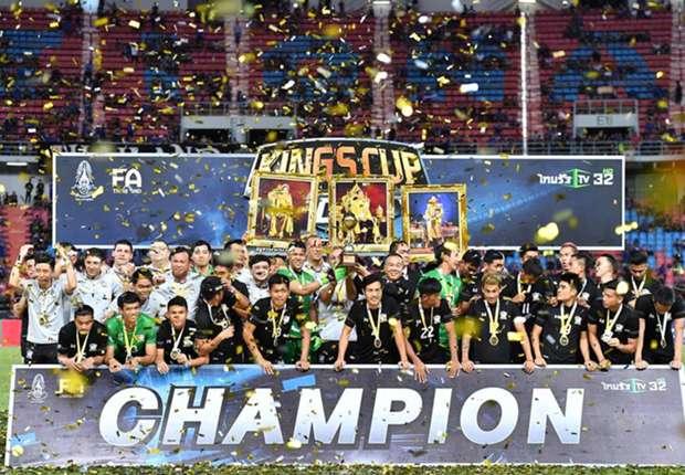 Thailand Keluar Sebagai Juara Piala Raja Melalui Drama Adu Penalti
