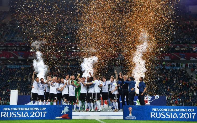 Timnas Jerman Dan mitos yang membayanginya