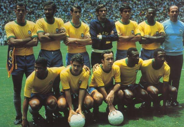 Jejak Timnas Brasil Terhebat Sepanjang Masa