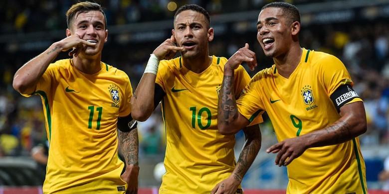 Brasil Favorit Juara Piala Dunia 2018 Sebut Loew