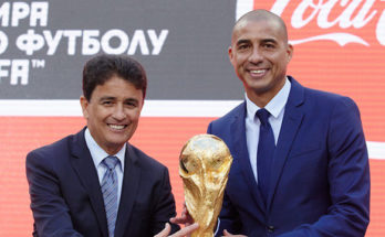 Tur Global Bersama Trofi Asli FIFA Piala Dunia 2018