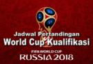 Jadwal Pertandingan World Cup Kualifikasi Pekan Pertama Oktober 2017