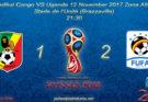 Prediksi Congo VS Uganda 12 November 2017 Zona Afrika