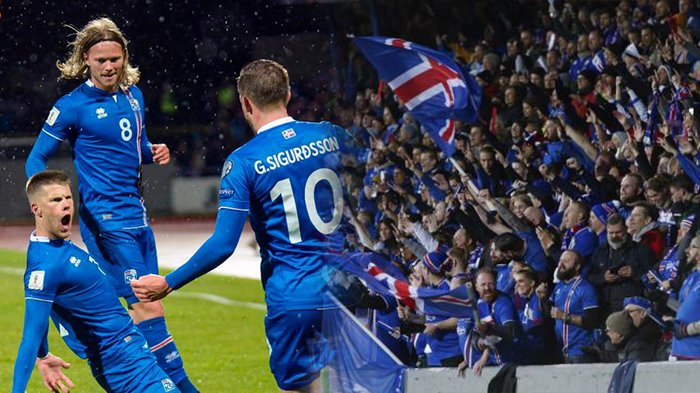 Islandia Pertama Kalinya Masuk Piala Dunia